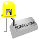 Scroll Lock Indicator